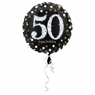 Birthday 50 Folienballon