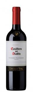 Casillero del Diablo Cabernet Sauvignon Concha y Toro Trocken 750ml