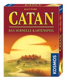 Catan Das schnelle Kartenspiel zum Kultspiel von Klaus Teuber