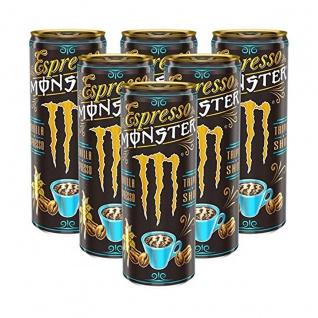 Monster Espresso Vanille Triple Shot pfandfrei 250ml 6er Pack