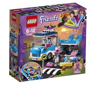 Lego Friends 41348 Abschleppwagen Fahre mit dem coolen Fahrzeug