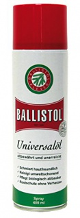Ballistol Universalöl-Spray 056040 Dose mehrfarbig reinigt unweltschonend 400ml