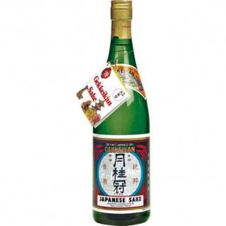 Wan Kwai Sake Gekkeikan Reiswein alkoholhaltiges Getränk 750ml