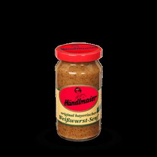 Händlmaier Bayerischer Weißwurstsenf Original und mild 200ml