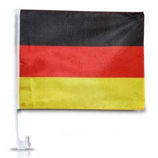 WM Autofahne Deutschland 2 Stück