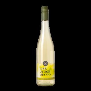 Fränkisches Weinkontor Der junge Secco Perlwein trocken 750ml
