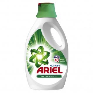 Ariel Flüssigwaschmittel Regulär 2, 6 Liter 4er Pack