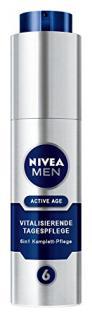 Nivea Men Active Age 6in1 Vitalisierende Tagespflege, Gesichtspflege, 1er Pack (1 x 50 ml)
