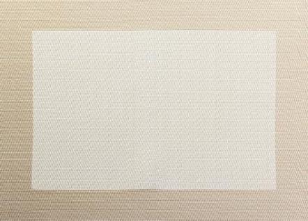 PVC-Tischset 33x46 cm off white