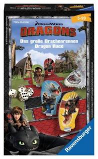 Das große Drachenrennen - Ravensburger 23432 Kinderspiel ab 5 Jahren