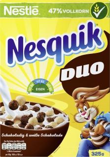 NESTLE NESQUIK DUO Cerealien 325g