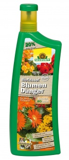 Neudorff Bio Trissol Plus Blumen Dünger für Tiere unbedenklich 1200ml