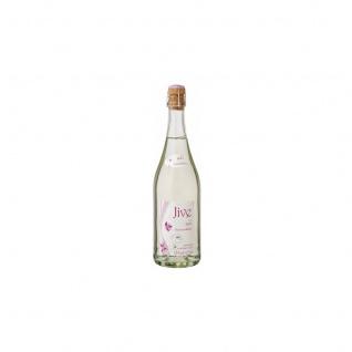 Jive Sekt & Holunderblüte 5, 9% Vol. Aromatisierter Sekt 750ml 6er Pack