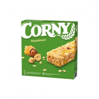 Corny Haselnuss Müsliriegel mit Haselnüssen und Bienenhonig 150g