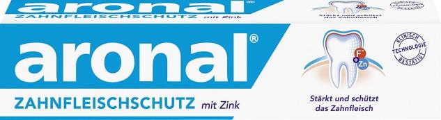 Aronal Zahnpasta 2er Pack 150ml - Vorschau