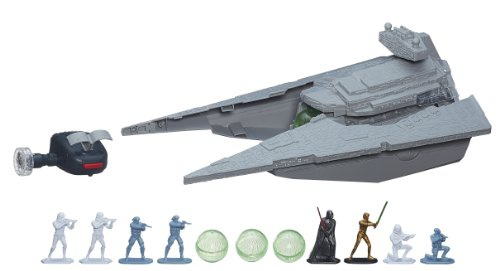 Hasbro A9007EU4 - Star Wars Command Destroyer