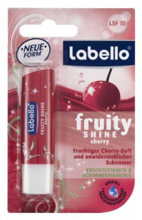 Labello Fruity Shine Cherry Kiss 4, 8g