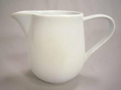Avanti weiß Milchkrug 0, 57 l Passend für die Küche und den Haushalt