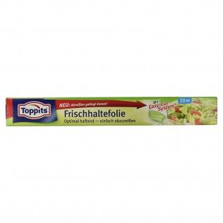Toppits Frischhaltefolie (32, 5cm) normalbreit
