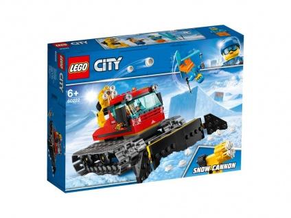 Lego City 60222 Pistenraupe empfohlen für Kinder ab 6 Jahren