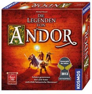 Kartenspiel Die Legenden von Andor
