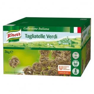 Knorr Collezione Italiana Tagliatelle Großpackung für Gastro 3000g