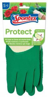 MAPA Handschuh Special Typ 1 Protect Größe S aus Naturkautschuklatex