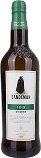 Sandeman Fino Sherry 0, 75 l