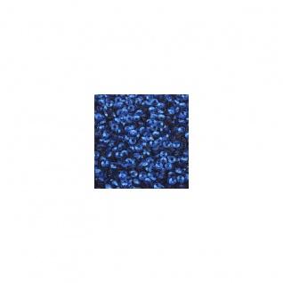 Meyco gewölbte spielzeug Pailletten in metallic blau 6mm 1400 Stück