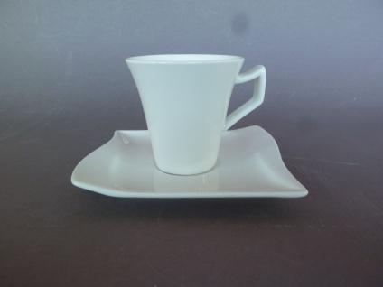 Van Well Service Serie Harmony Zubehörteile Espressountertasse 12cm