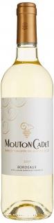 Mouton Cadet Sauvignon Blanc Bordeaux AOC trockener Weißwein 750 ml