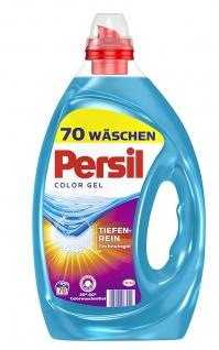 Persil Color Gel die flüssige Variante 70 Waschladungen 3500 ml - Vorschau