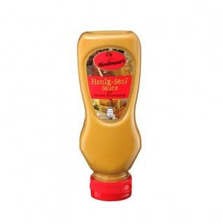 Händlmaiers Feinkost Sauce Honig und Senf in der Squeezeflasche 225ml