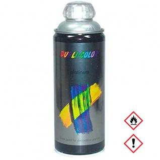 Dupli Color Platinum RAL 9007 Weissaluminium Seidenmatt 400ml