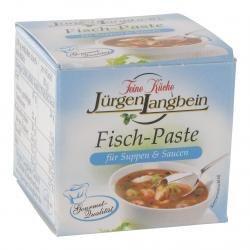 Jürgen Langbein Fisch-Paste, 50 g, 10er Pack