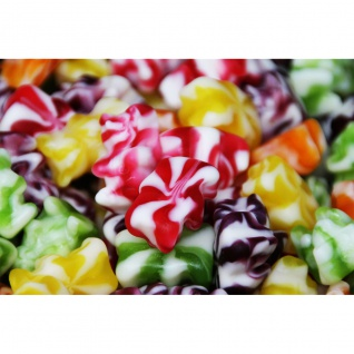 Fruchtgummi Streifen Bärchen Mix eine Versuchung der Extraklasse 1000g