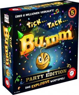 Spiel Tick Tack Bumm Party Edition