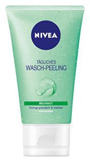 Nivea Tägliches Wasch-Peeling, 6er Pack (6 x 150 ml)