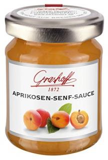 Grashoff - Aprikosen-Senf-Sauce - 125ml