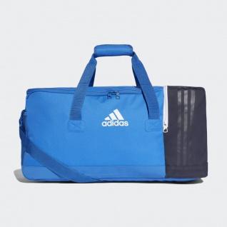 adidas Sporttasche Tiro Teambag Größe M Polyester Farbe blau