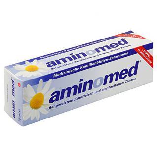 Amin O Med Fluorid Kamille, 75 ml