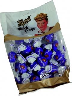Henri Milch Drops Choconilla Bonbons Hartkaramellen mit Schokofüllung 250g