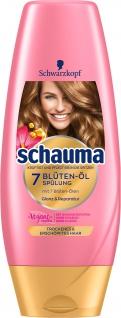 SCHAUMA Spülung 7-Blüten Öl 250ml