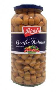 Seidel Große Bohnen braun 720ml