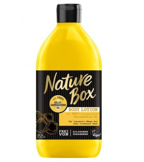NATURE BOX BODY LOTION MACADAMIA 385 ML