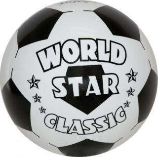 Vedes John 73602301 Fußball World Star aus dem Material Vinyl