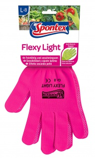 Mapa Spontex Flexy Light Gartenhandschuhe Aniti Rutsch Noppen Größe L