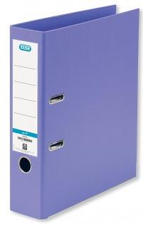 Elba 100202167 Plastik-Ordner Standard DIN A4 violett Vollfarbig