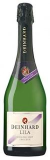 Deinhard Sekt Lila ist ein klassischer Schaumwein besonders trocken 750ml