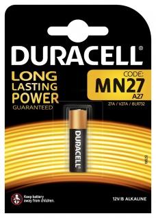 Batterie Duracell MN 27